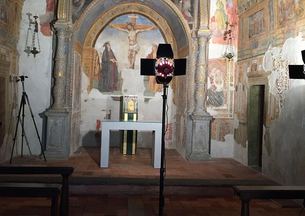 chiesa della vittorina