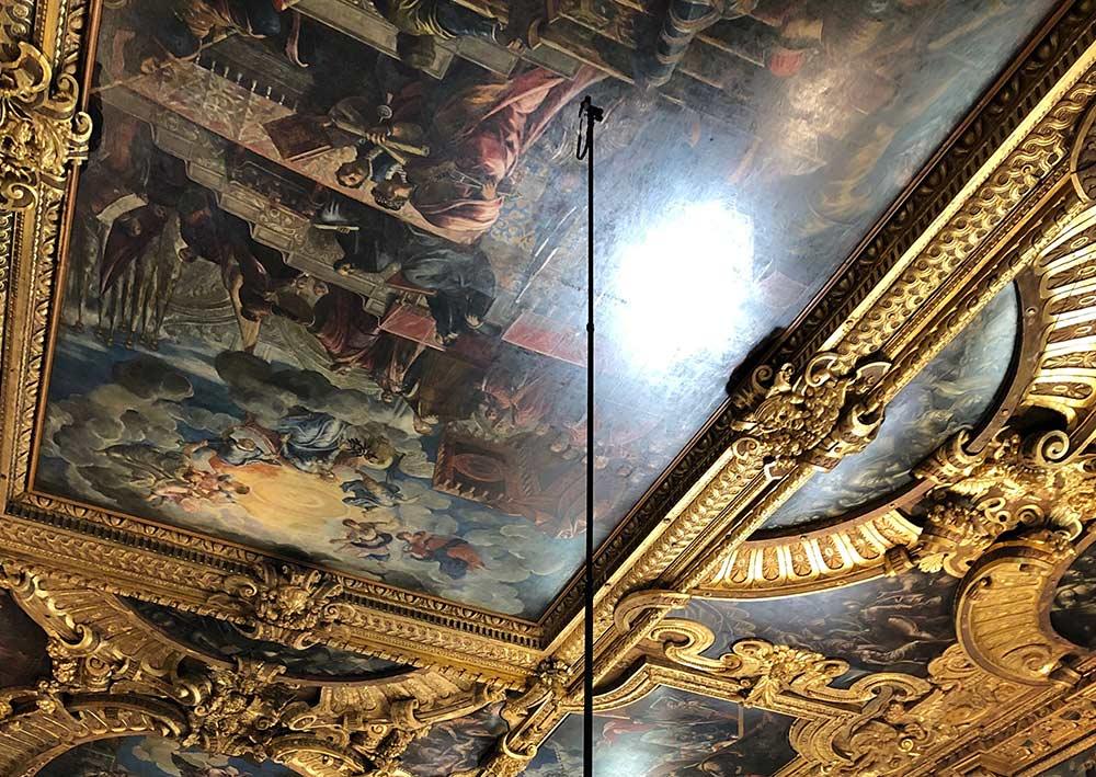 palazzo ducale rilievo